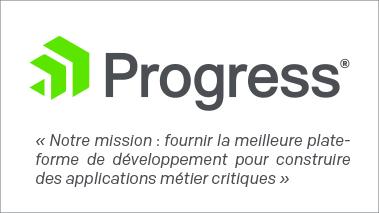 Partenaire de Progress software
