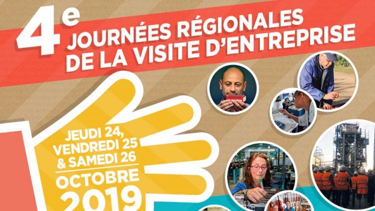 4e Journées régionales de la visite d'entreprise