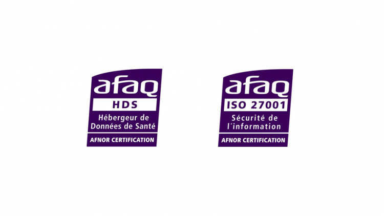 Certification HDS ISO 270001