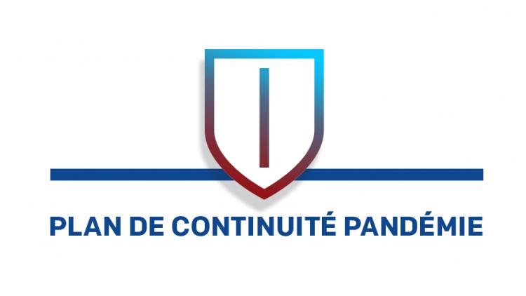 Plan de continuité pandémie